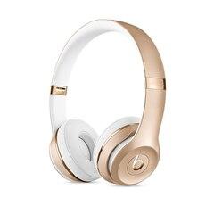 Beats Solo 3 Wireless On-Ear Headphones - Gold