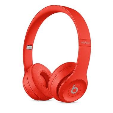 b9edd602de6 Beats Solo3 Wireless On-Ear Headphones - (PRODUCT)Red by Beats by ...