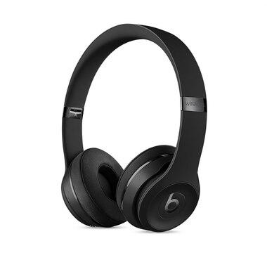 Beats Solo 3 Wireless On-Ear Headphones - Black by Beats by Dre ... 4d6bae256