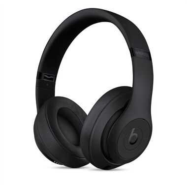 BEATS STUDIO 3 WIRELESS ON-EAR HEADPHONES - MATTE BLACK