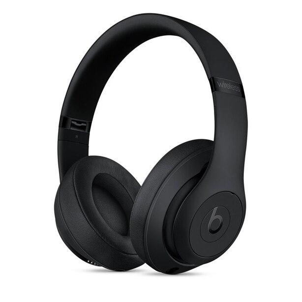 BEATS STUDIO 3 WIRELESS ON-EAR HEADPHONES MATTE BLACK