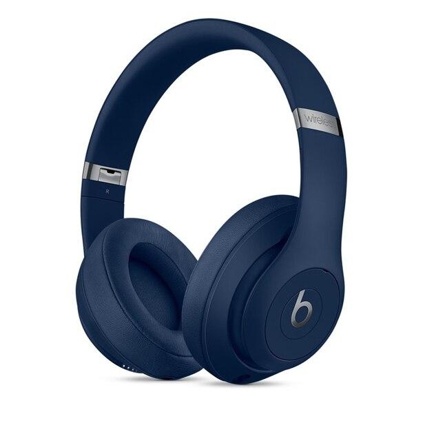 BEATS STUDIO 3 WIRELESS ON-EAR HEADPHONES BLUE