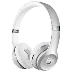 BEATS SOLO 3 WIRELESS ON-EAR HEADPHONES - MATTE SILVER