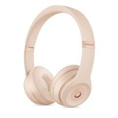 BEATS SOLO 3 WIRELESS ON-EAR HEADPHONES - MATTE GOLD