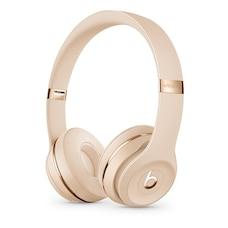 Beats Solo3 Wireless Headphones - Satin Gold
