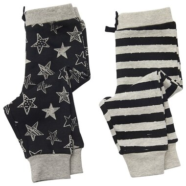 IndigoBaby Pant Set Star and Stripe 0-3 Months
