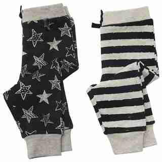 IndigoBaby Pant Set Star and Stripe 3-6 Months