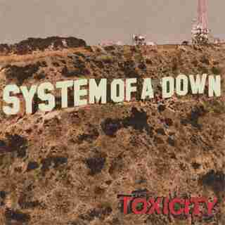 SYSTEM OF A DOWN - TOXICITY - VINYL