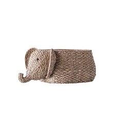 Creative Co-Op - Woven Bangkuan Elephant Basket