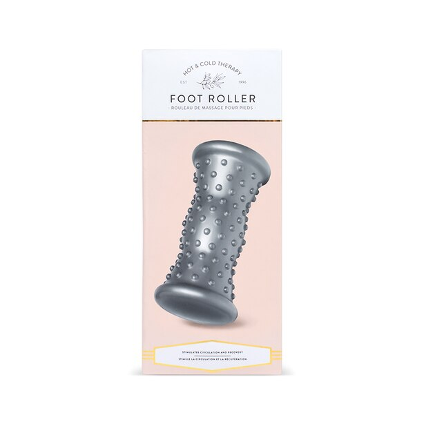 HOT & COLD MASSAGE THERAPY FOOT ROLLER