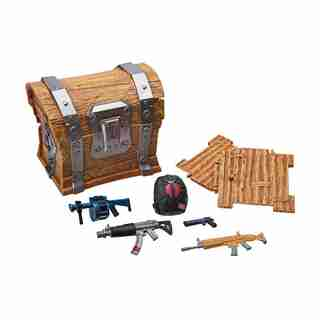 Fortnite Loot Chest Collectible Accessory Set Style 1