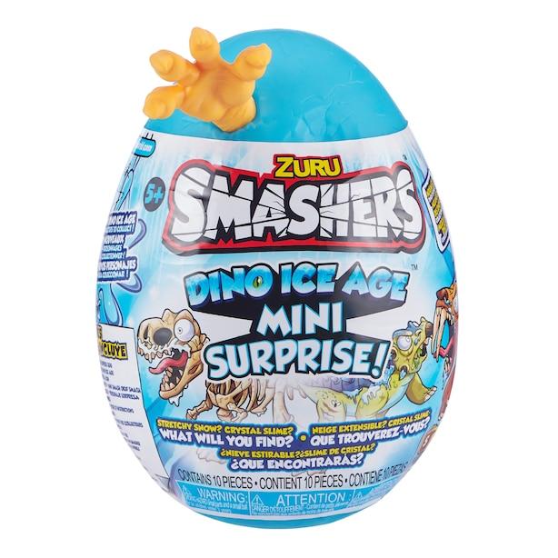 Smashers Dino Ice Age Mini Surprise Egg by ZURU