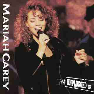MARIAH CAREY - MTV UNPLUGGED - VINYL