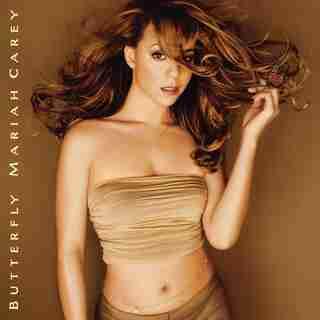 MARIAH CAREY - BUTTERFLY - VINYL