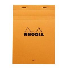 Rhodia Pad Medium Lined Orange