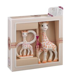 Coffret-cadeau Sophie la girafe – Jouet et anneau de dentition