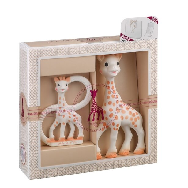 Sophie la Girafe Sophiesticated Classical Creation - Toy & Teething Ring
