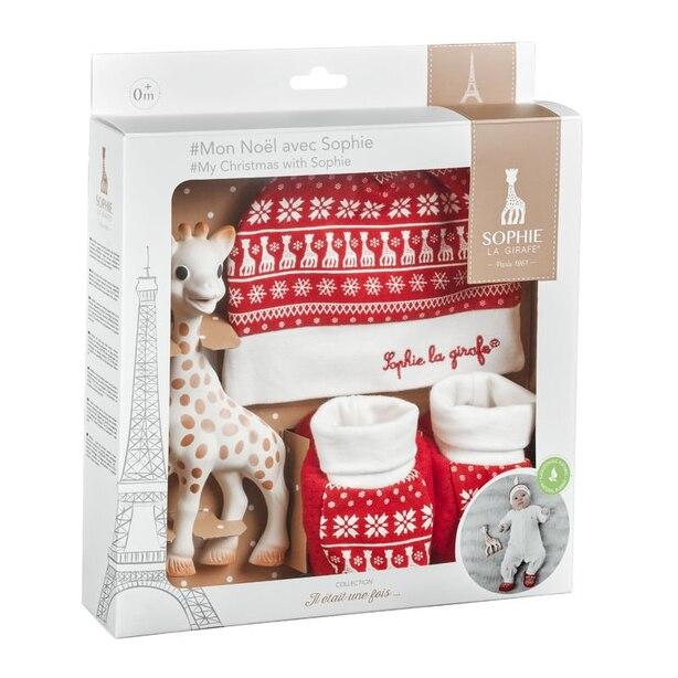 Sophie la Girafe Gift Set - My First Christmas