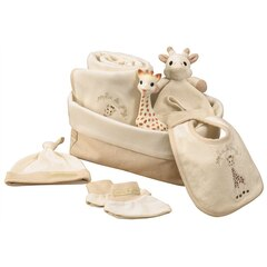 Ensemble-cadeau Sophie la girafe So'Pure