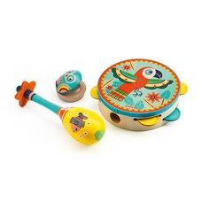 Animambo - Ensemble tambourin, maracas, castagnette