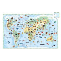 World Animals – 100 piece - Discovery puzzle