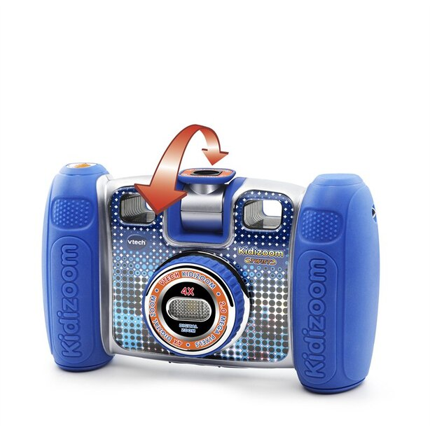 VTech® Kidizoom® Twist Blue