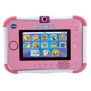 Innotab 3S The Wifi Learning App Tablet Pink by VTech