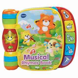 VTECH MUSICAL RHYMES STORYBOOK