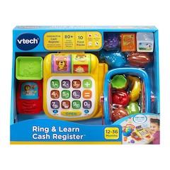 VTech Ring & Learn Cash Register