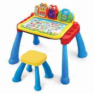 TOUCH AND LEARN ACTIVITY DESK DELUXE