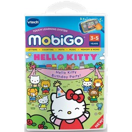 Mobigo 2 Software Cartridge: Hello Kitty by VTech