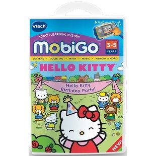 Mobigo 2 Software Cartridge: Hello Kitty by VTech