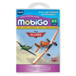 Mobigo 2 Software - Disney Planes