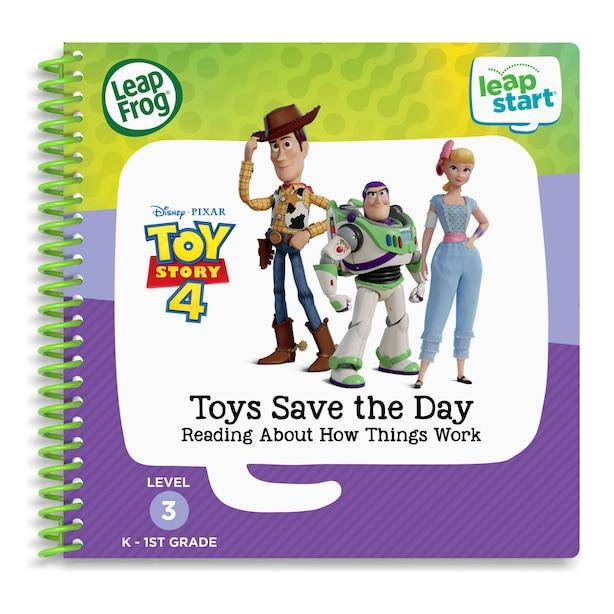 LeapStart Toy Story 4