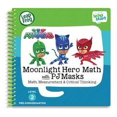 LEAPFROG LEAPSTART ACTIVITY BOOK - MOONLIGHT HERO WITH PJ MASKS
