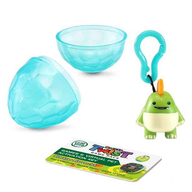 LEAPFROG ROCKIT TWIST GAME PACK - DINOSAUR DISCOVERIES