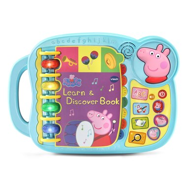 VTech® Peppa Pig Learn & Discover Book