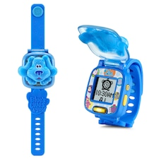 LEAPFROG BLUE'S CLUES & YOU!  BLUE LEARNING WATCH - VERSION ANGLAISE