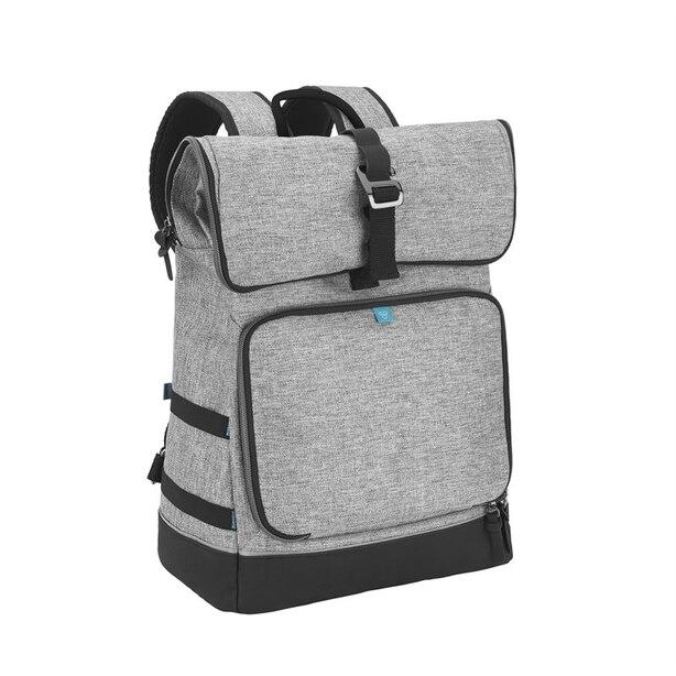 Babymoov® Sancy Diaper Bag Backpack Smokey