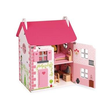 Janod® Mademoiselle Dollhouse