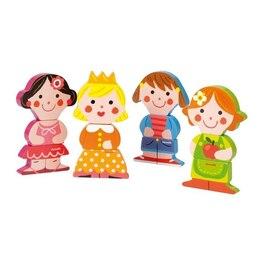 Funny Magnets - Dolls