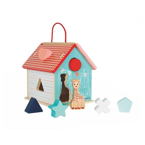 Sophie la Girafe® Shape Sorting House