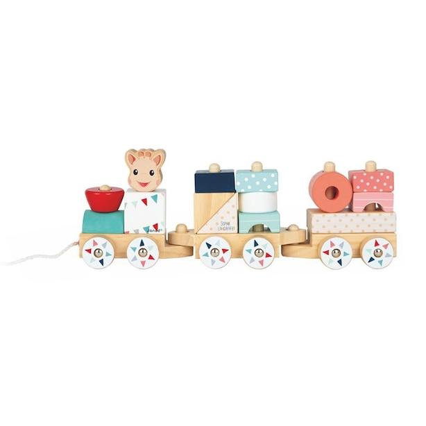 Sophie la Girafe® Toy Train