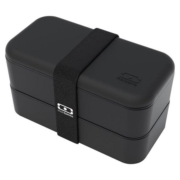Boîte bento originale – Noir