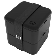 Monbento Square Bento Box – Black