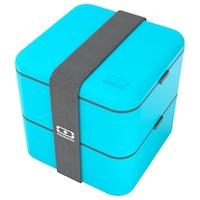 Monbento Square Bento Box – Blue