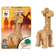 Figurines de collection WWF Wood Brick - Girafe