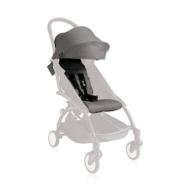 BabyZen YOYO+ Stroller Fabric Piece Grey 6 to 12 Months