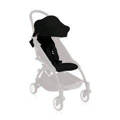 BabyZen YOYO+ Stroller Colour Pack Black 6 to 12 Months (Stroller and Frame Sold Separately)