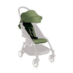 BabyZen YOYO+ Stroller Colour Pack Mint 6 to 12 Months (Stroller and Frame Sold Separately)